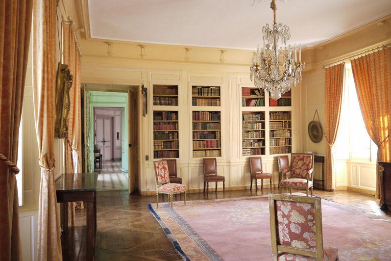Château de Mauvières - Salon Gérard 2