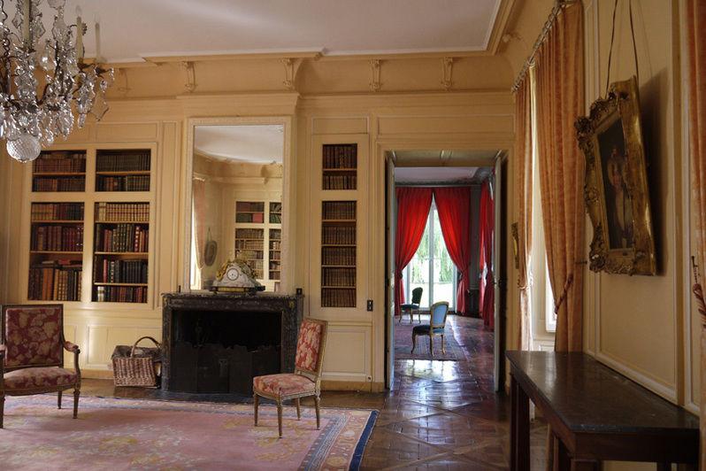 Château de Mauvières - Salon Gérard 3
