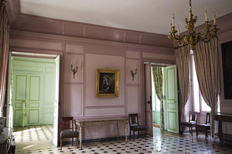 Château de Mauvières - Salon Cyrano 1