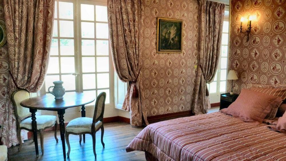 Château de Mauvières - Chambre