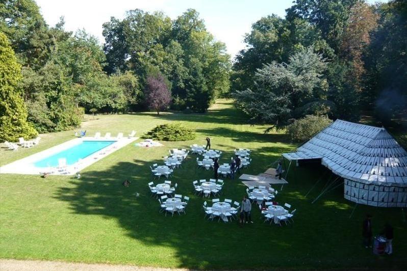 Demeure Lamaury - Parc & Piscine