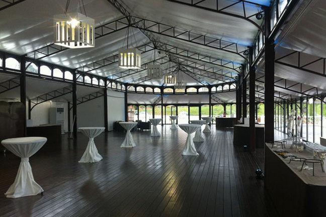 Pavillon de Jardy - Salle réception 4