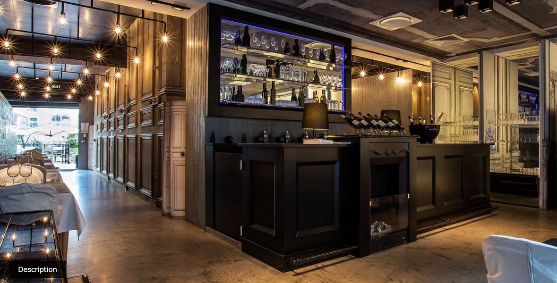 Maison des Centraliens - Bar