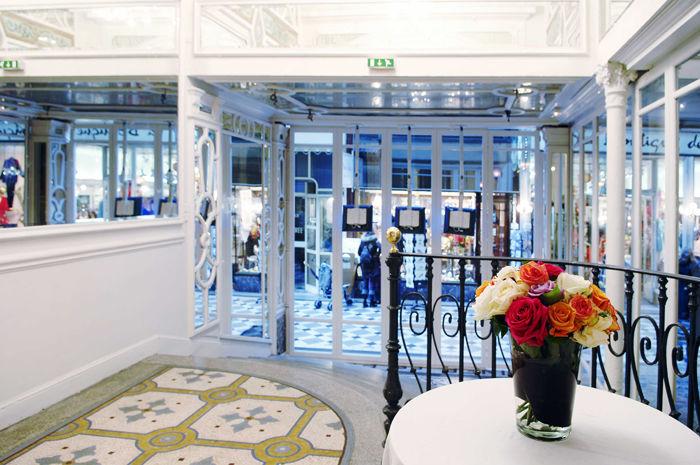 Salon des Miroirs - Entrée