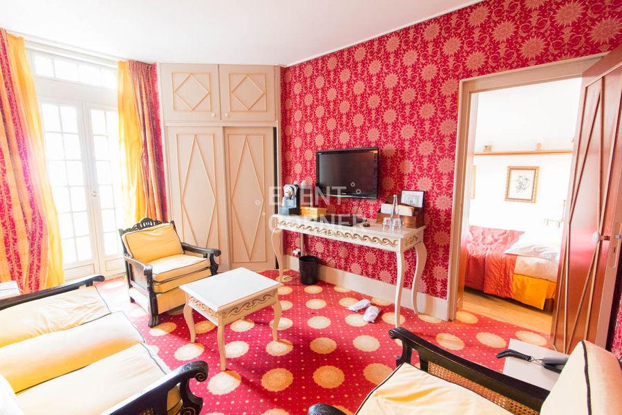 Domaine Saint-Clair Le Donjon - Chambre suite 3