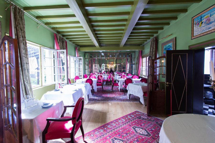 Domaine Saint-Clair Le Donjon - Salon Monet 10