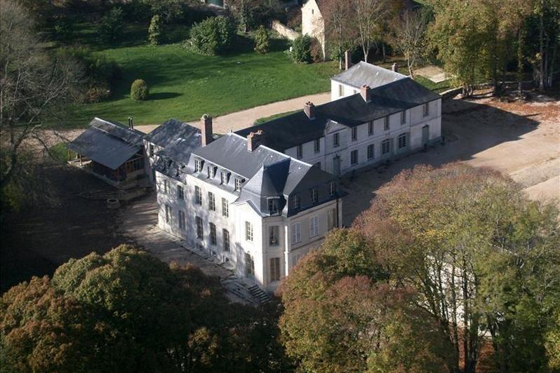 Château de Maudétour - Vue aérienne