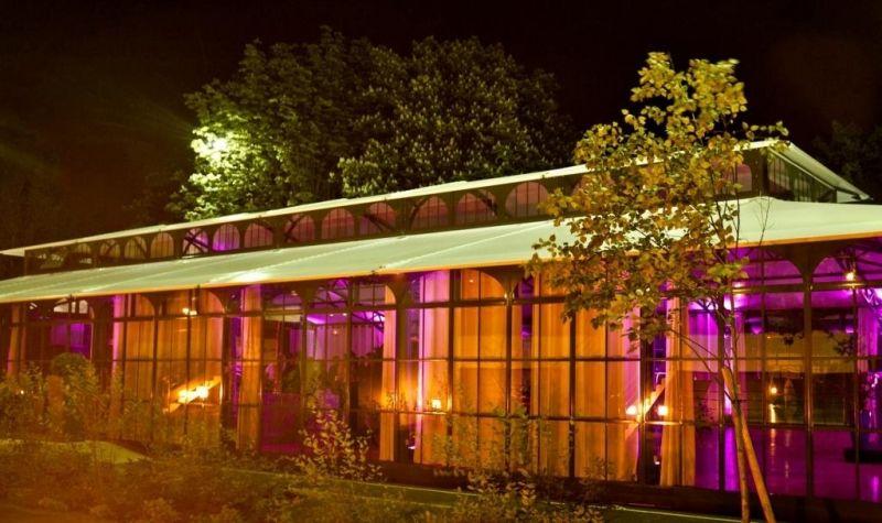 Relais de la Malmaison - Orangerie nuit
