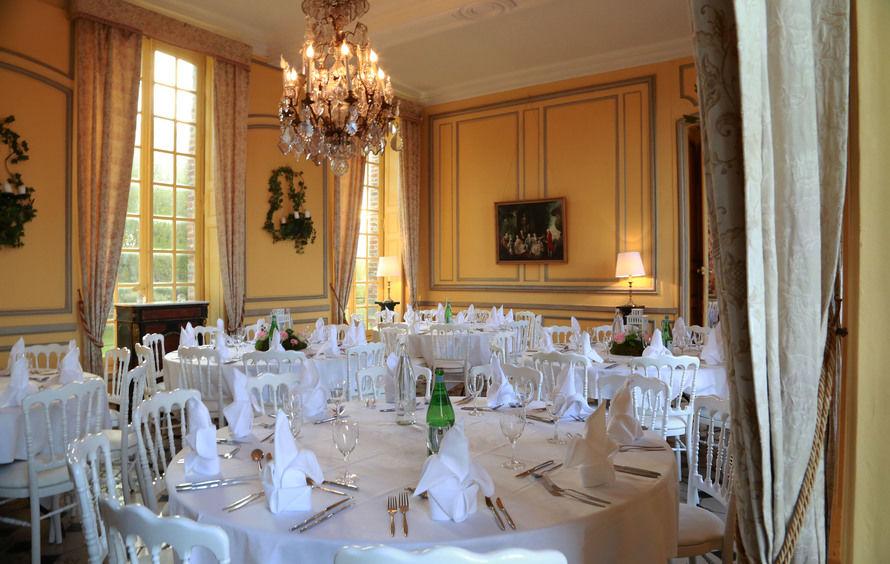 Château de Neuville - La Salle à Manger d'Hiver 5