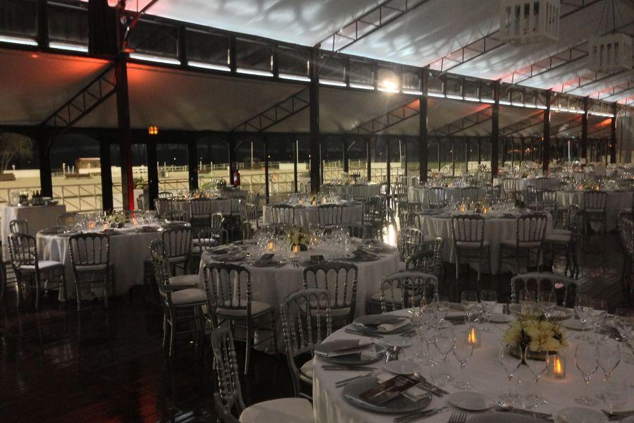 Pavillon de Jardy - Salle de réception 7