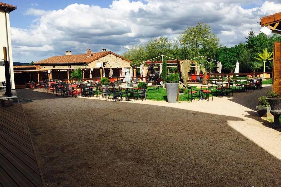 Garden XVIII - Terrasse & jardin 6