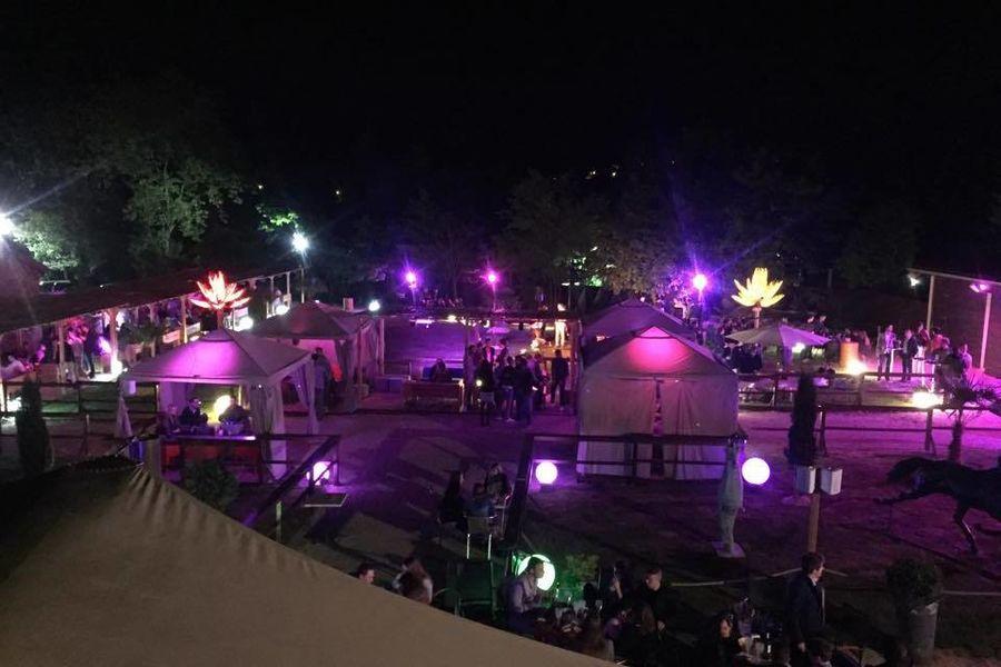 Garden XVIII - Terrasse & Jardin de nuit 1
