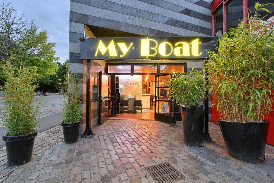 Restautant My Boat - Entrée 4