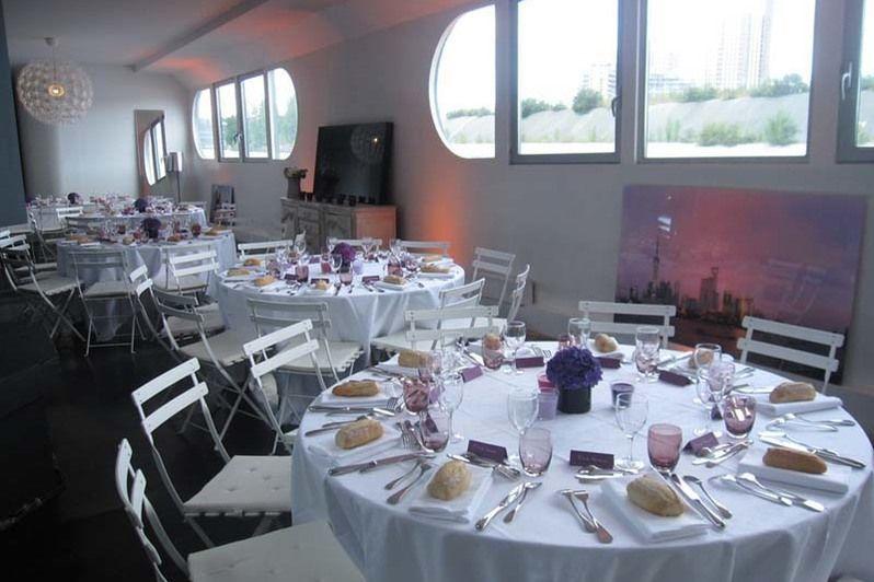 The Boat - Espace de réception 2