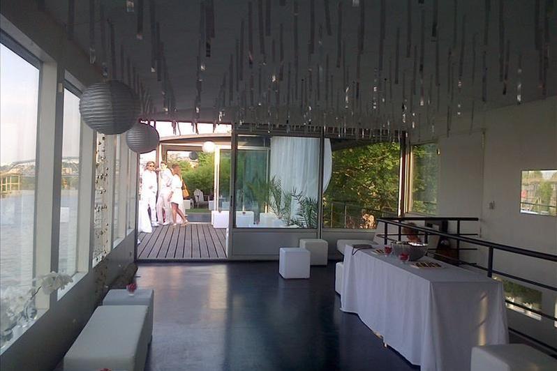 The Boat - Salle de réception terrasse