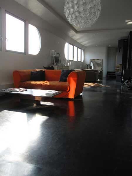 The Boat - Espace de réception 3