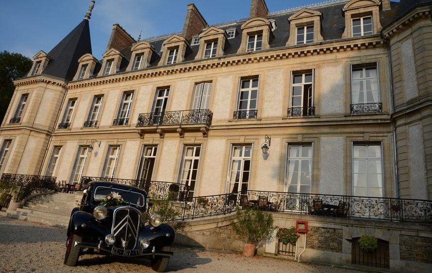 Château de Santeny - Façade 2