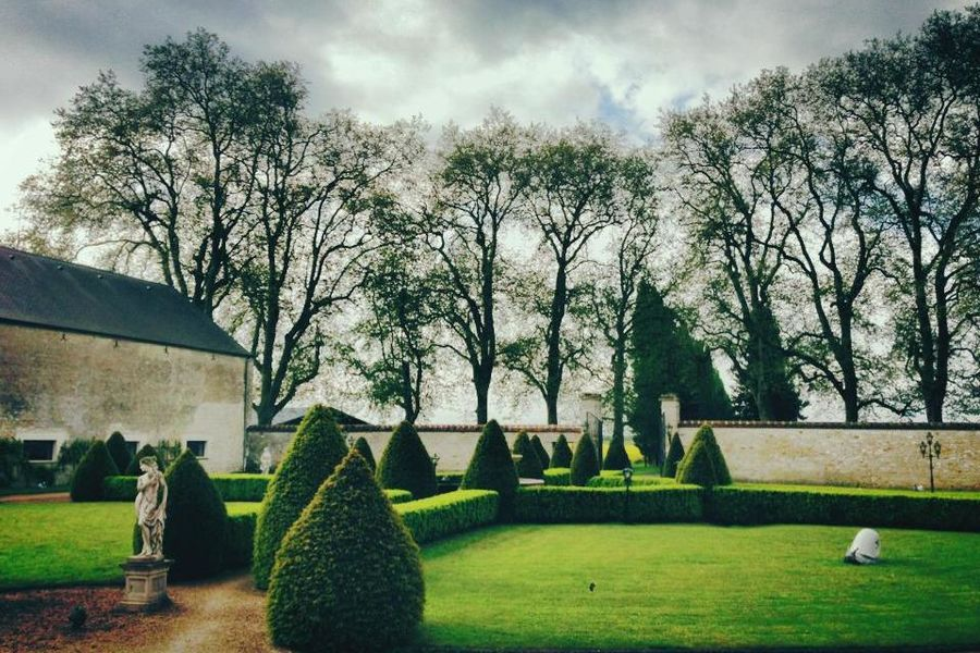 Domaine de Barive - Jardin