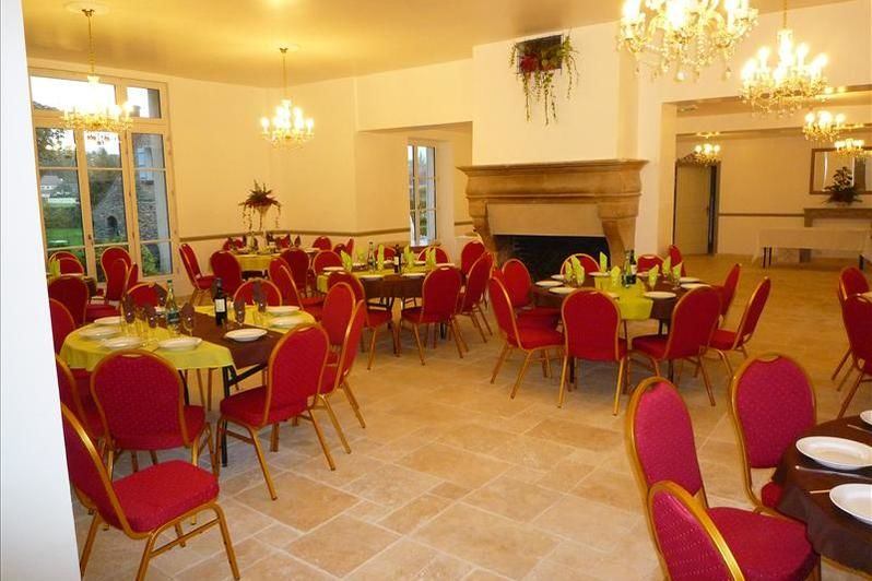 Domaine du Moulin des Noues - Salle de Réception 2