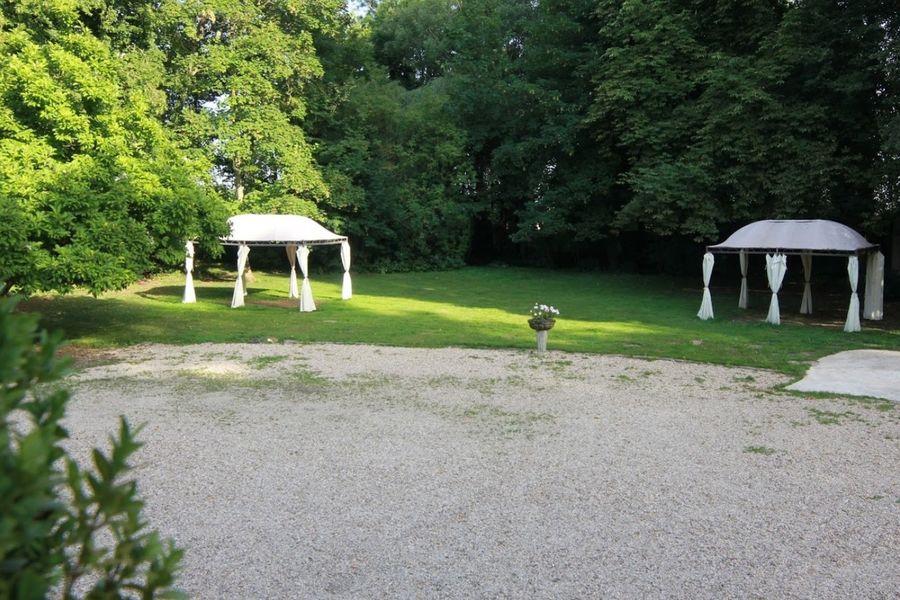 Domaine du Moulin des Noues - Terrasse & Parc 2