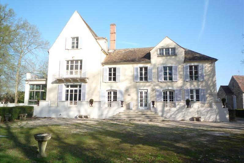 Domaine du Moulin des Noues - Terrasse & Parc