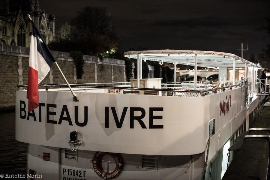 Bateau Ivre Maxim's - Nuit