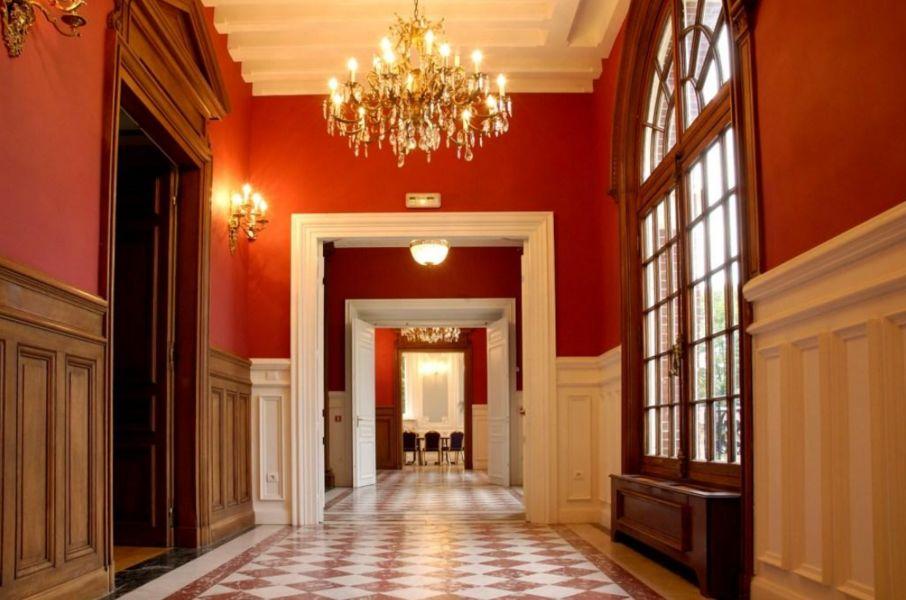 Château Hôtel de Belmesnil - Intérieur du Château