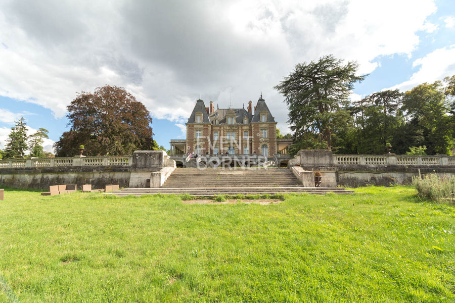 Château de Bouffémont - Jardin 1
