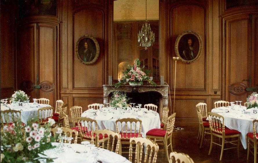 Château de Bertangles - Salon