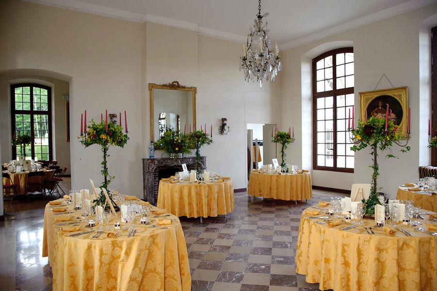 Château de Bertangles - salon 3