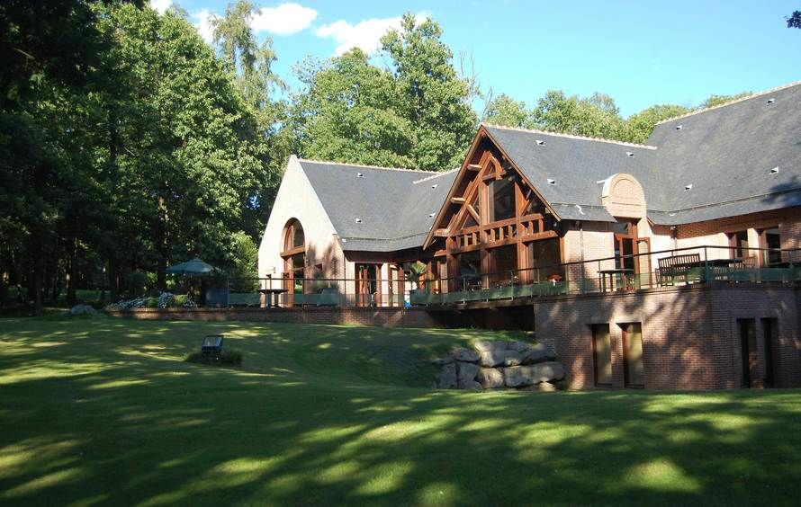 Golf de Marivaux - ClubHouse 2