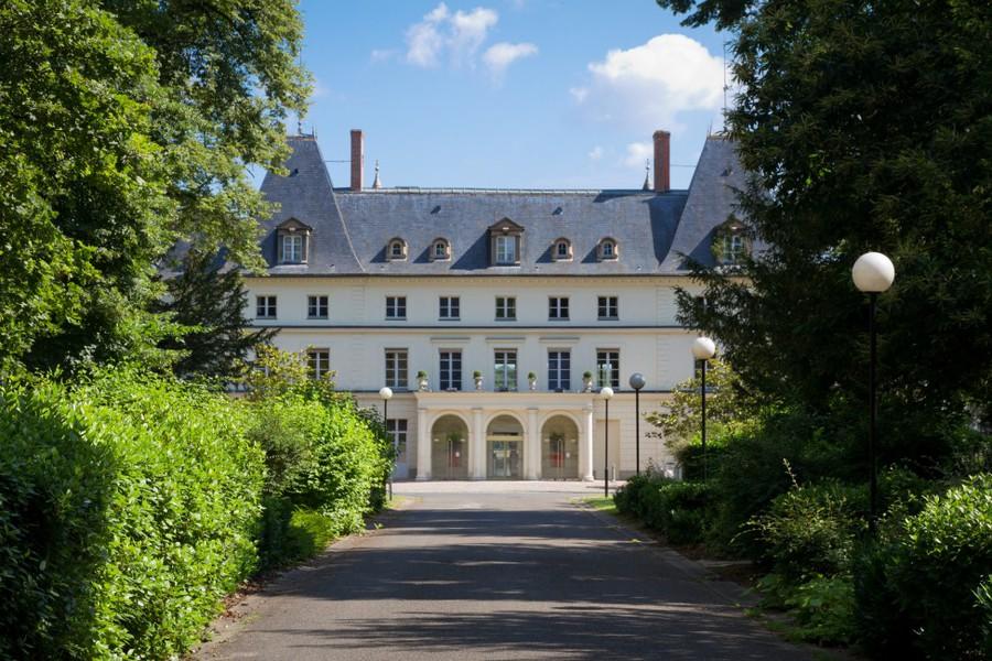 Domaine de Fremigny - Allée
