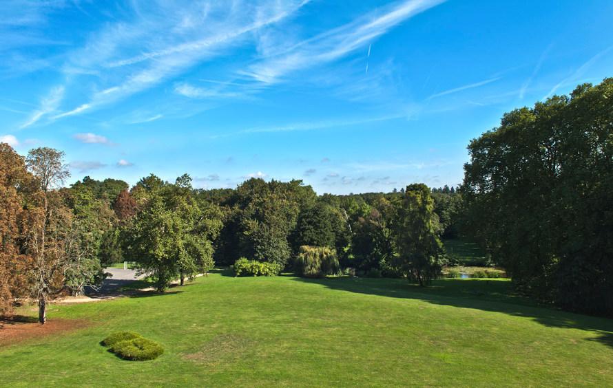 Domaine de Fremigny - Parc 2