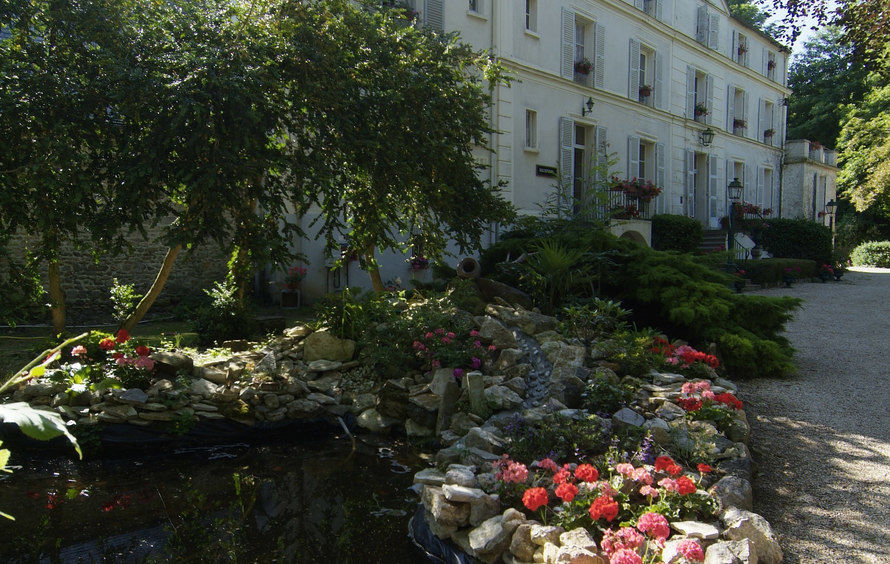 Hôtellerie Nouvelle de Villemartin - Façade 2
