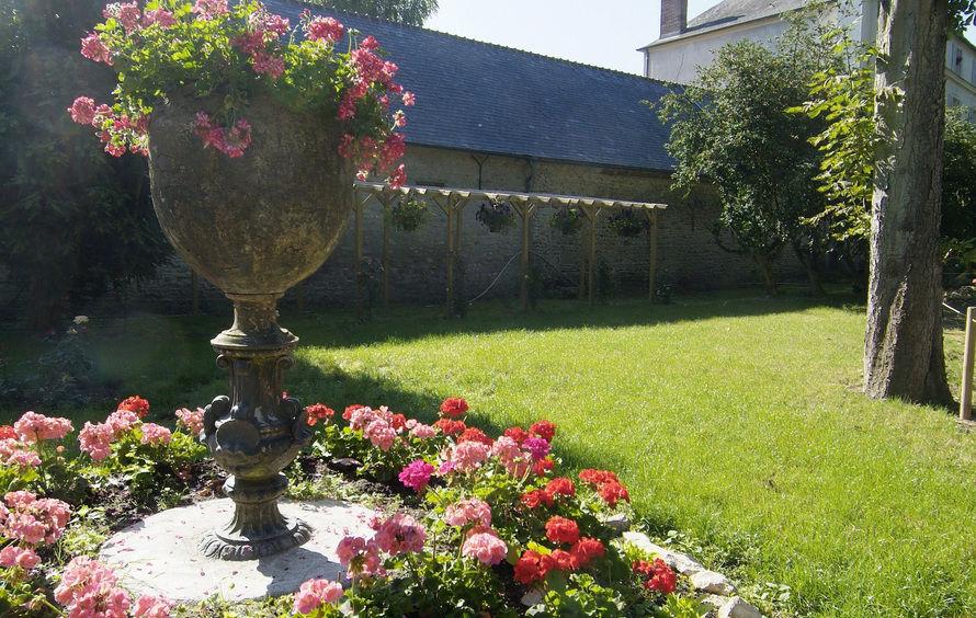 Hôtellerie Nouvelle de Villemartin - Jardin