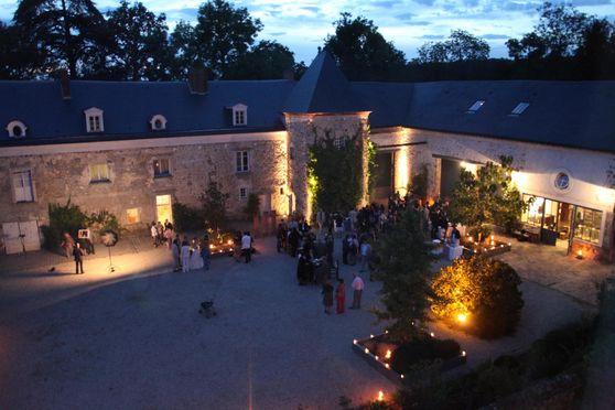 Salle séminaire  - Domaine de Quincampoix