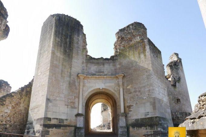 Château de Fère - Remparts
