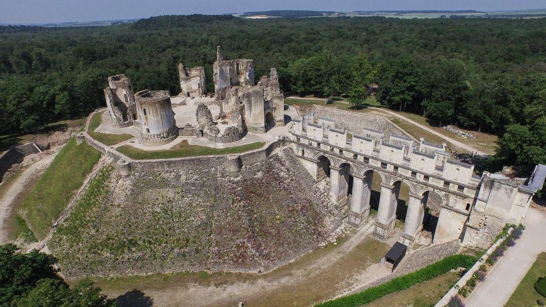 Château de Fère - Ruines