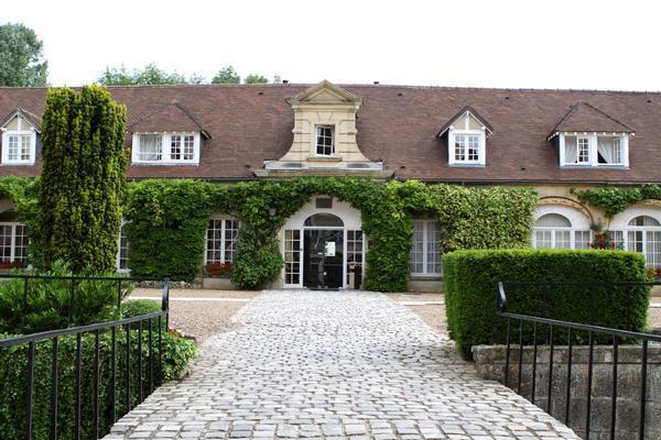 Château de Fillerval - Bâtiment