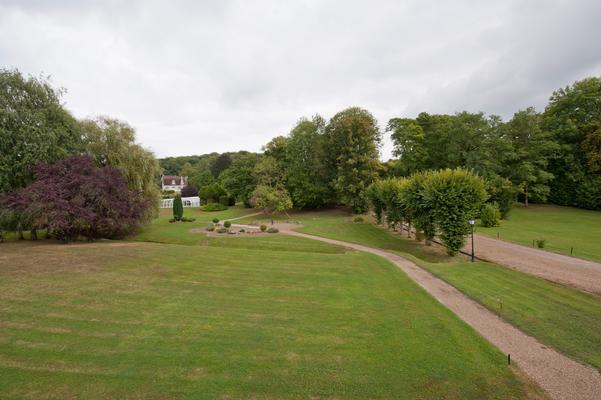 Château de Fillerval - Parc 1