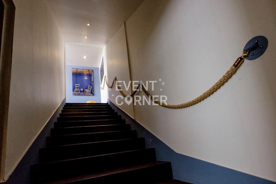 Le Salon sur L'eau - Escalier