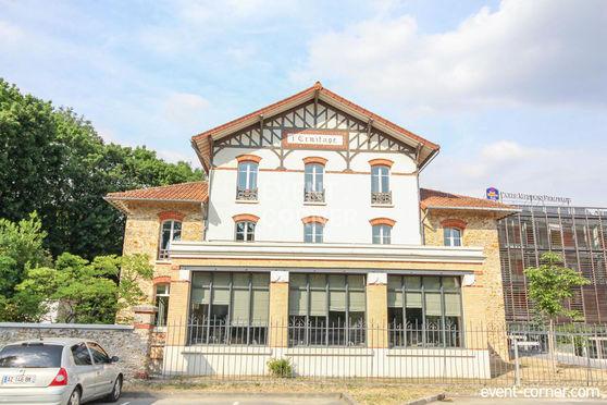 Salle séminaire  - Hôtel Best Western Paris Meudon Ermitage ****