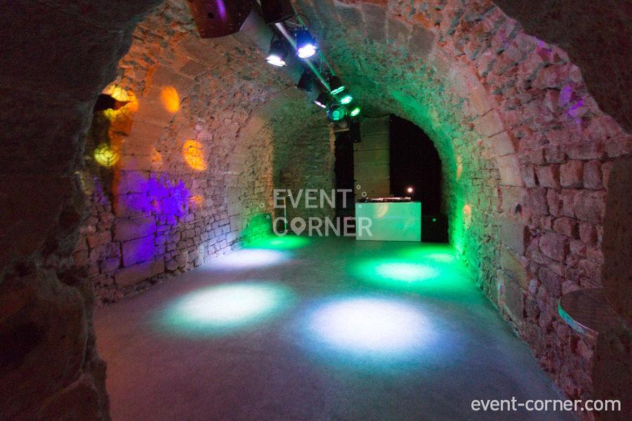 La Cour du Marais - Cave voûtée 2