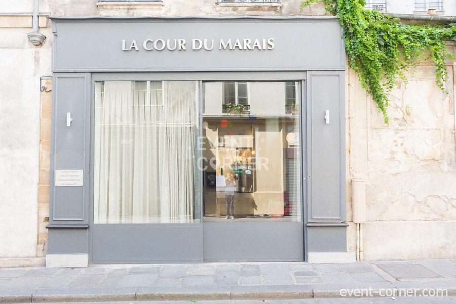 La Cour du Marais - Entrée 1