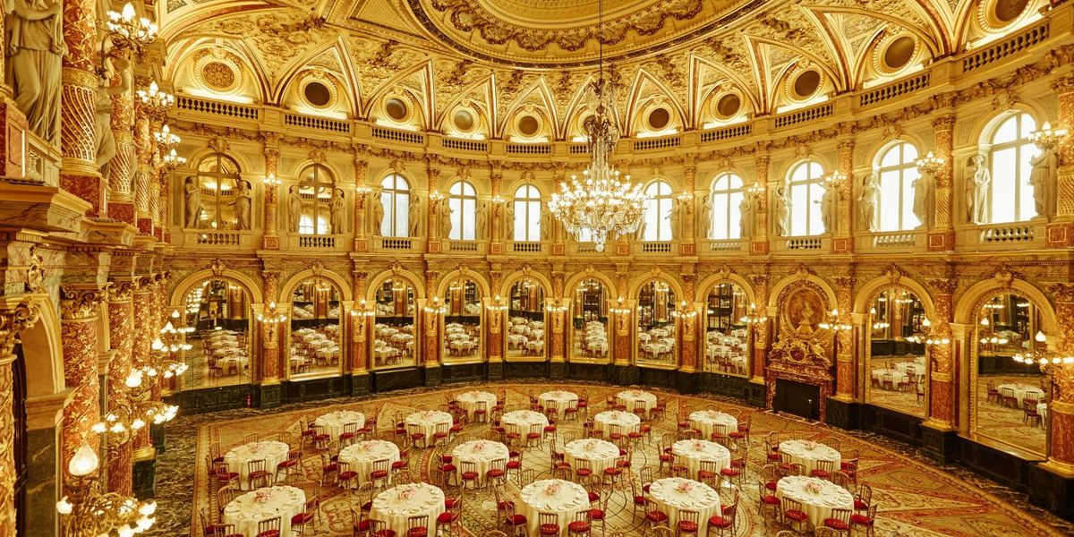 Intercontinental Paris le Grand - Salon Opéra 5