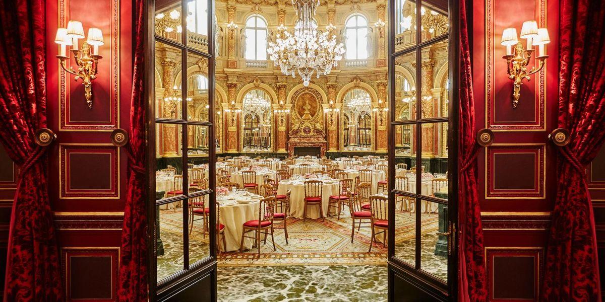 Intercontinental Paris le Grand - Salon Opéra 2