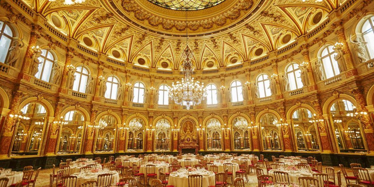Intercontinental Paris le Grand - Salon Opéra 3