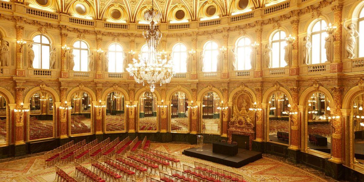 Intercontinental Paris le Grand - Salon Opéra 4