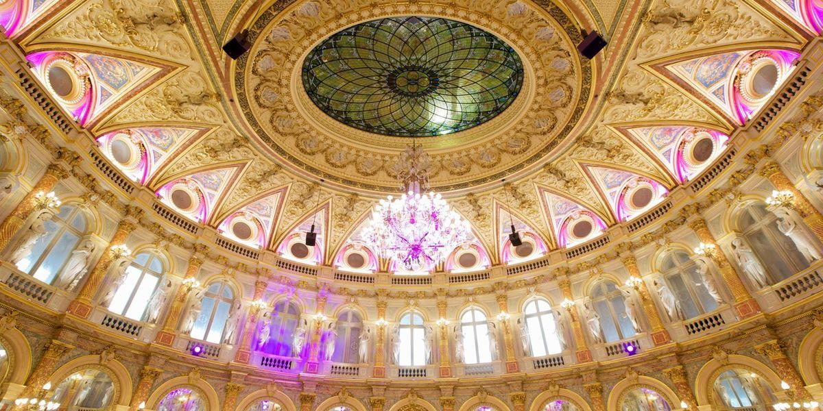 Intercontinental Paris le Grand - Salon Opéra 7