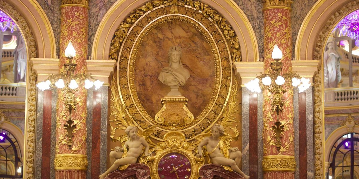 Intercontinental Paris le Grand - Salon Opéra 6